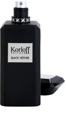 Korloff Korloff Private Black Vetiver туалетна вода унісекс 3