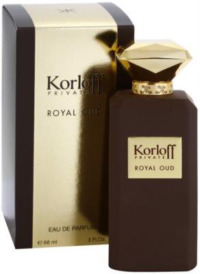 Korloff Korloff Private Royal Oud eau de parfum unisex 1