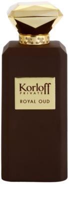 Korloff Korloff Private Royal Oud eau de parfum unisex 2