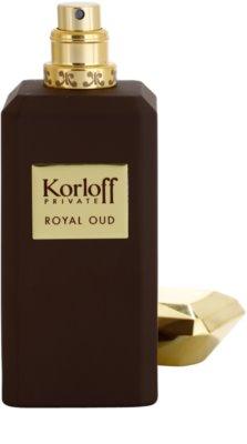 Korloff Korloff Private Royal Oud eau de parfum unisex 3