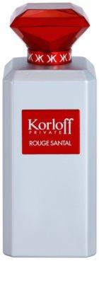 Korloff Korloff Private Rouge Santal Eau de Toilette unisex 3