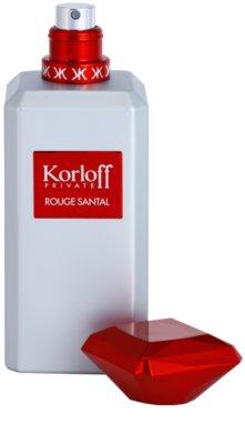 Korloff Korloff Private Rouge Santal Eau de Toilette unisex 4