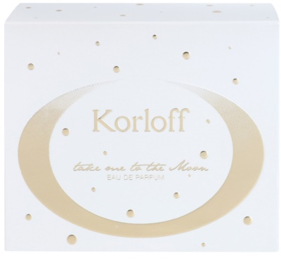 Korloff Take Me To The Moon Eau de Parfum para mulheres 1