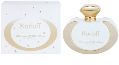 Korloff Take Me To The Moon Eau de Parfum para mulheres