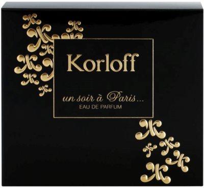 Korloff Un Soir A Paris woda perfumowana dla kobiet 4