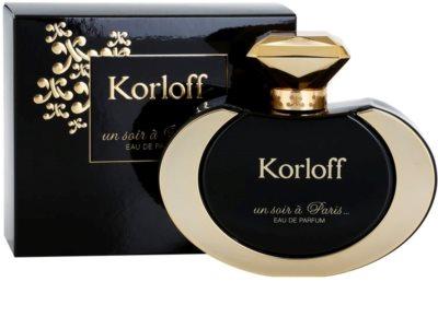 Korloff Un Soir A Paris woda perfumowana dla kobiet 1