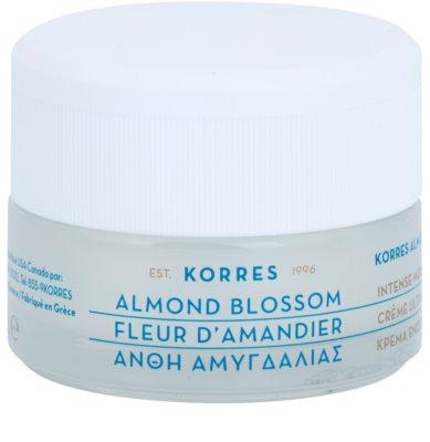 Korres Face Almond Blossom odżywczy krem nawilżający do skóry suchej i bardzo suchej