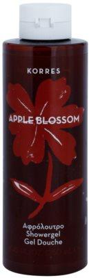 Korres Apple Blossom tusfürdő unisex