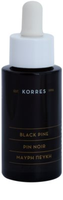 Korres Face Black Pine Lifting-Serum gegen Falten