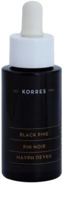 Korres Face Black Pine lifting serum proti gubam
