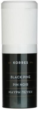 Korres Face Black Pine kozmetični set II. 3
