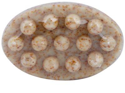 Korres Body Seaweed Grains & Cafeine tuhé mydlo s exfoliačným účinkom proti celulitíde 1