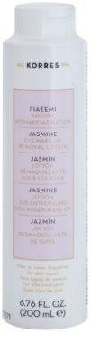 Korres Face Jasmine leche desmaquillante para contorno de ojos
