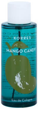 Korres Mango Candy kolínská voda unisex