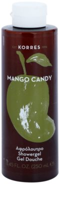 Korres Mango Candy душ гел унисекс