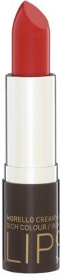 Korres Decorative Care Morello feuchtigkeitsspendender Lippenstift mit Sauerkirschenöl