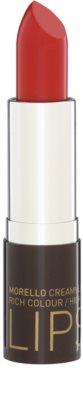 Korres Decorative Care Morello vlažilna šminka z višnjevim oljem