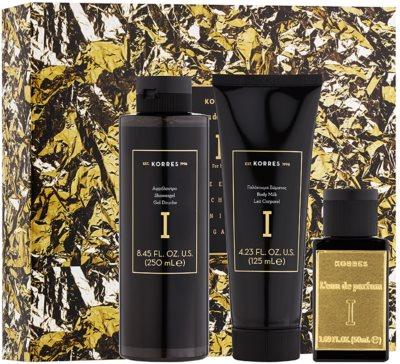 Korres Premium L´Eau De Parfum I dárková sada