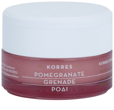 Korres Face Pomegranate зволожуючий крем-гель, нормалізуючий роботу сальних залоз для комбінованої та жирної шкіри