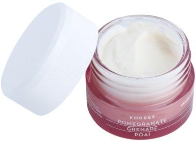 Korres Face Pomegranate hydratačný krém-gél pre redukciu kožného mazu pre zmiešanú a mastnú pleť 1