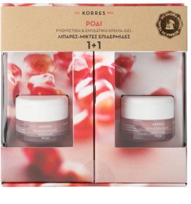 Korres Face Pomegranate kozmetični set I.