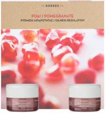 Korres Face Pomegranate kozmetični set I. 1