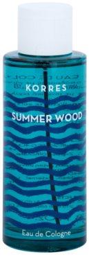 Korres Summer Wood одеколон унисекс