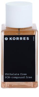 Korres Velvet Orris (Violet/White Pepper) Eau de Toilette für Damen 3