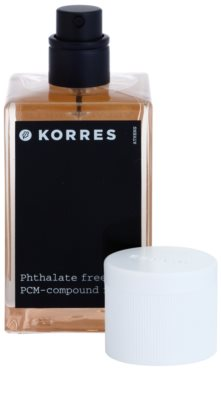 Korres Velvet Orris (Violet/White Pepper) Eau de Toilette für Damen 4