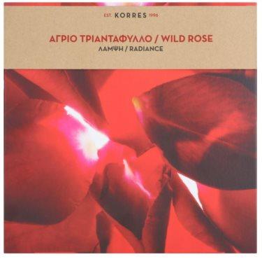 Korres Face Wild Rose Kosmetik-Set  II. 5