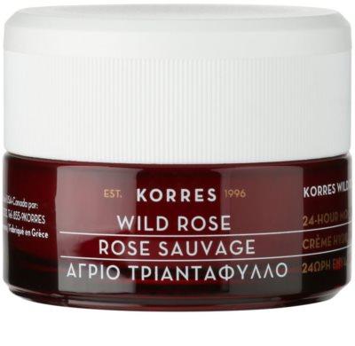 Korres Face Wild Rose kosmetická sada II. 3
