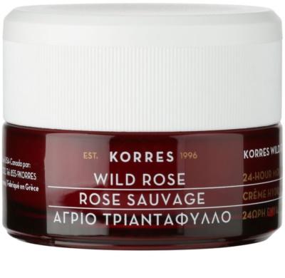 Korres Face Wild Rose kozmetika szett II. 3