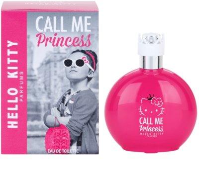 Koto Parfums Hello Kitty Call Me princess eau de toilette nőknek