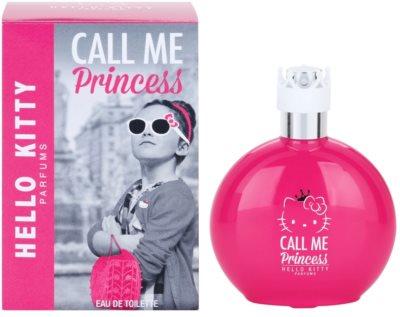 Koto Parfums Hello Kitty Call Me princess toaletna voda za ženske