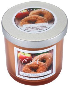 Kringle Candle Apple Cider Donut Gold & Cashmere Duftkerze   kleine