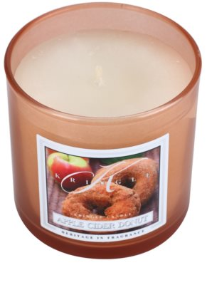 Kringle Candle Apple Cider Donut illatos gyertya 1