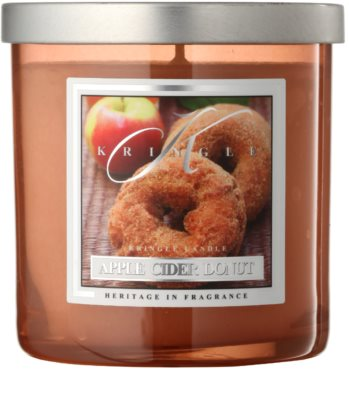 Kringle Candle Apple Cider Donut vonná sviečka