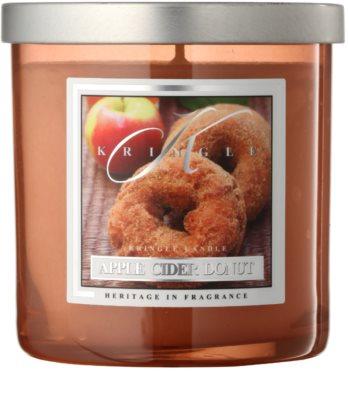 Kringle Candle Apple Cider Donut ароматизована свічка