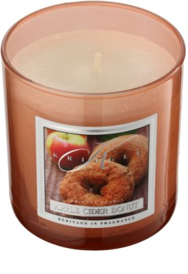 Kringle Candle Apple Cider Donut Duftkerze 1