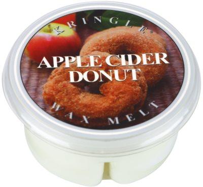 Kringle Candle Apple Cider Donut Wachs für Aromalampen