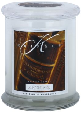 Kringle Candle Archives illatos gyertya   közepes