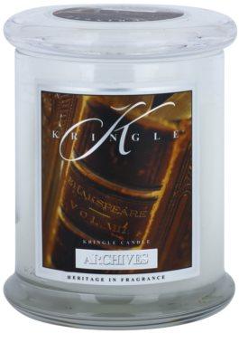 Kringle Candle Archives vonná svíčka  střední