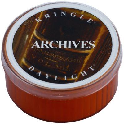 Kringle Candle Archives teamécses
