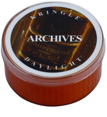 Kringle Candle Archives vela de té