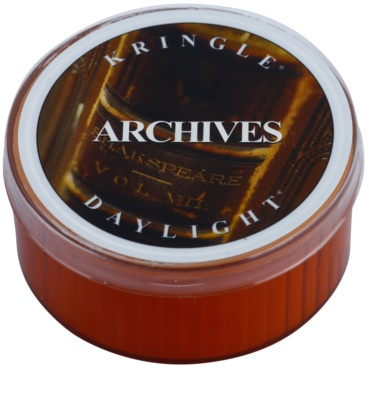 Kringle Candle Archives vela do chá