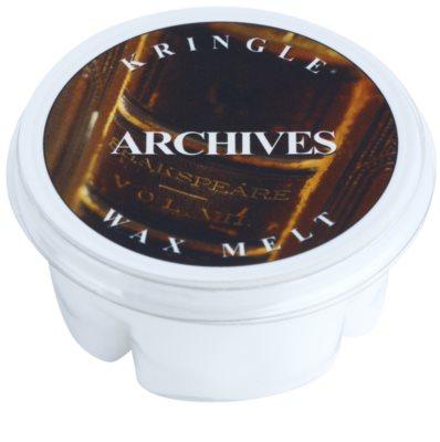 Kringle Candle Archives illatos viasz aromalámpába