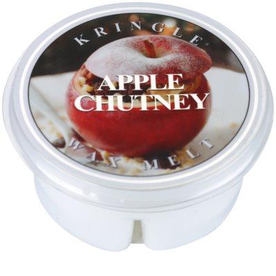 Kringle Candle Apple Chutney cera derretida aromatizante