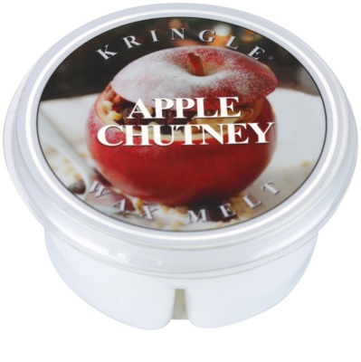 Kringle Candle Apple Chutney cera para lámparas aromáticas