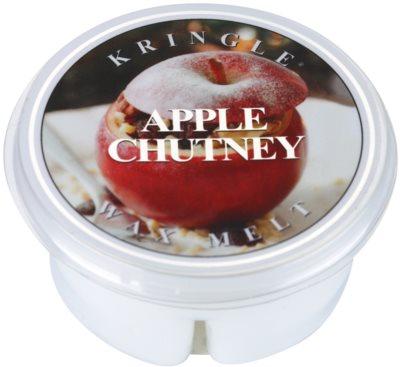 Kringle Candle Apple Chutney illatos viasz aromalámpába
