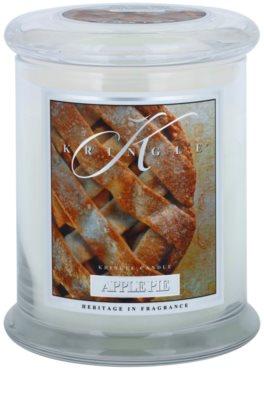 Kringle Candle Apple Pie illatos gyertya   közepes